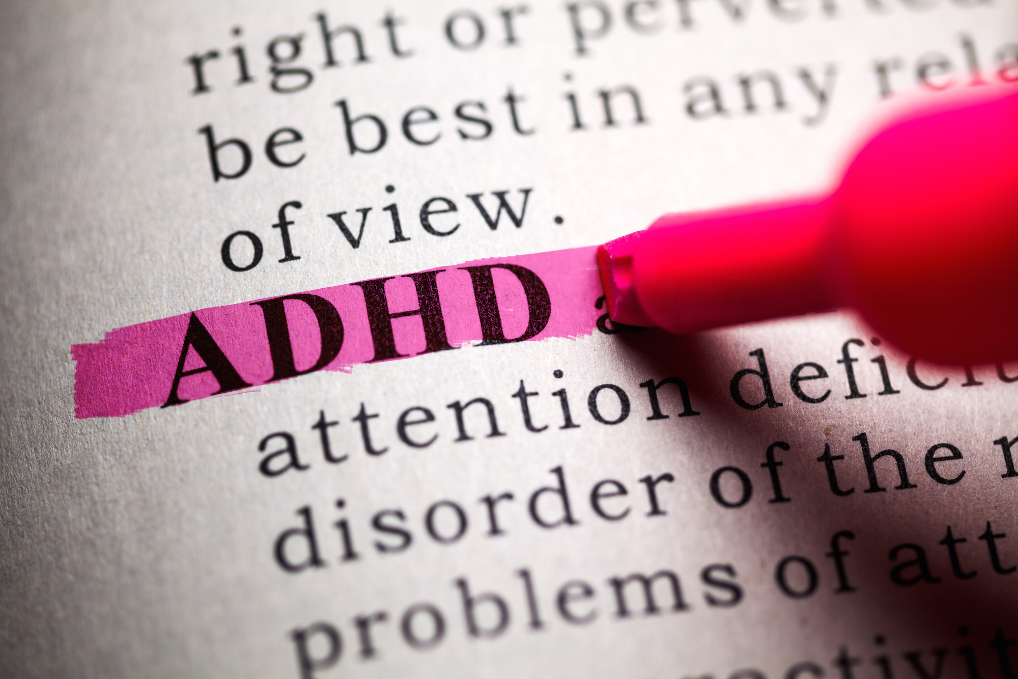 Attention Deficit Hyperactivity Disorder | Recall Report